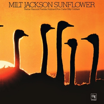 milt jackson - sunflower (33rpm lp)