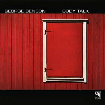 george benson - body talk (33rpm lp)