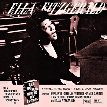 ella fitzgerald - let no man write my epithap (hybrid sacd)