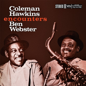 coleman hawkins encounters ben webster (hybrid sacd)