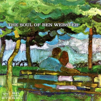 ben webster - the soul of ben webster (hybrid sacd)