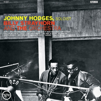 johnny hodges with billy strayhorn (hybrid sacd)