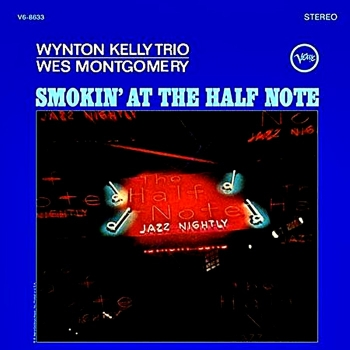wynton kelly trio - smokin' at the half note (hybrid sacd)