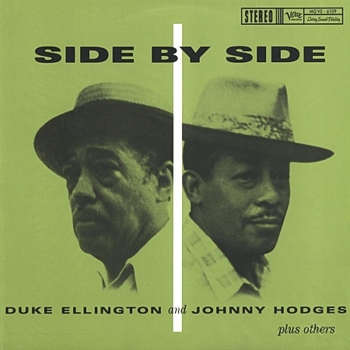 duke ellington & johnny hodges - side by side (hybrid sacd)