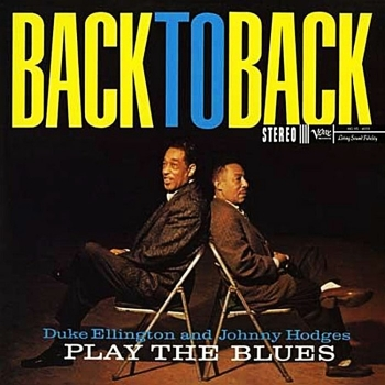 duke ellington & johnny hodges - back to back (hybrid sacd)