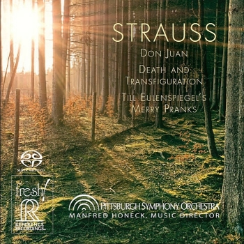 strauss – tone poems ( hybrid sacd)