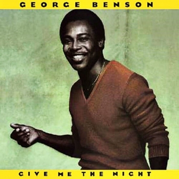 george benson - give me the night (33rpm lp)