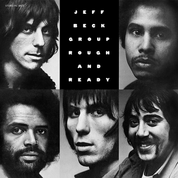 jeff beck group – rough and ready (33rpm lp)