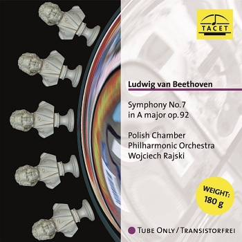 beethoven - symphony no. 7 in a major op. 92 (33rpm lp)