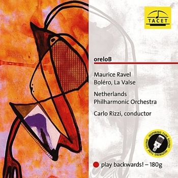 ravel - bolero, la valse (33rpm lp)