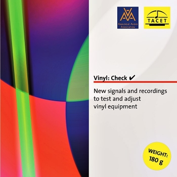vinyl: check - test-lp (33rpm lp)
