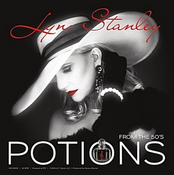 lyn stanley – potions from the 50's (2 x 45rpm lp)