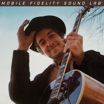 bob dylan - nashville skyline (2 x 45rpm lp halfspeed)