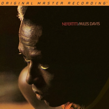 miles davis – nefertiti (2 x 45rpm lp halfspeed)