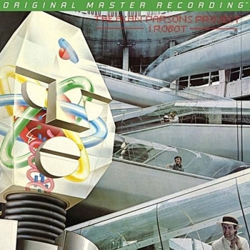alan parsons project - i robot (2 x 45rpm lp halfspeed)