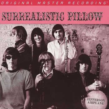 jefferson airplane – surrealistic pillow (2 x 45rpm lp halfspeed)