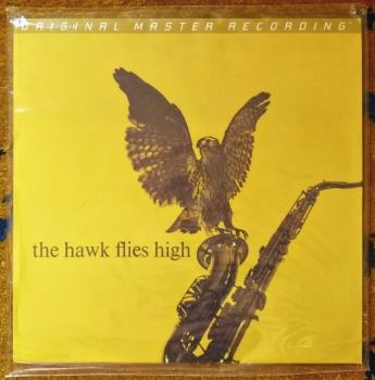 coleman hawkins - the hawk flies high (33rpm lp halfspeed)