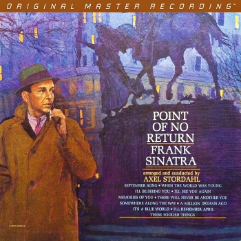 frank sinatra - point of no return (33rpm lp halfspeed)
