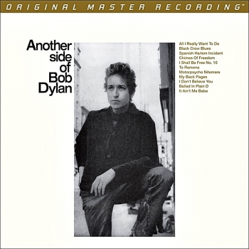 bob dylan - another side of (2 x 45rpm lp halfspeed)