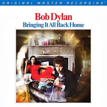 bob dylan - bringing it all back home (2 x 45rpm lp halfspeed)