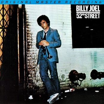 billy joel - 52nd street (2 x 45rpm lp halfspeed)