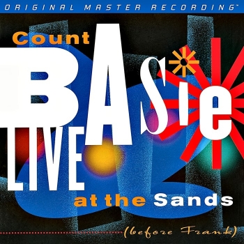 count basie - live at the sands (2 x 33rpm lp halfspeed)