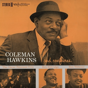 coleman hawkins – and confreres (33rpm lp)