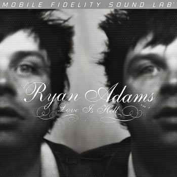 ryan adams - love is hell (3 x 33rpm lp box)