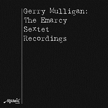 gerry mulligan - the emarcy sextet recordings (5 x 33rpm lp box)