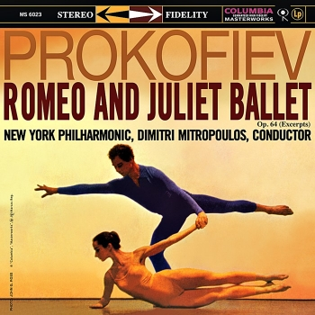 "prokofjew - romeo and juliet ""excerpts"" (33rpm lp)"