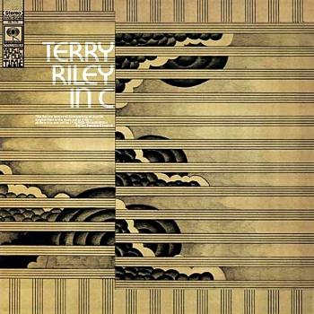 terry riley - in c (33rpm lp)