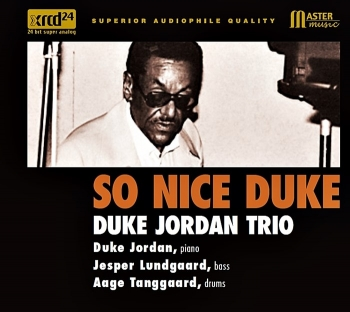 duke jordan trio - so nice duke (xrcd 24)
