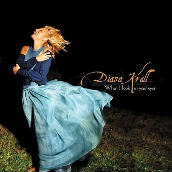 diana krall – when i look in your eyes (2 x 33rpm lp)