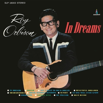 roy orbinson – in dreams (2 x 45rpm lp)