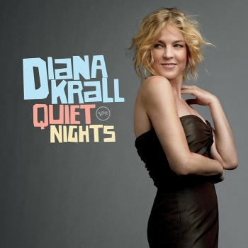 diana krall – quiet nights (2 x 45rpm lp)