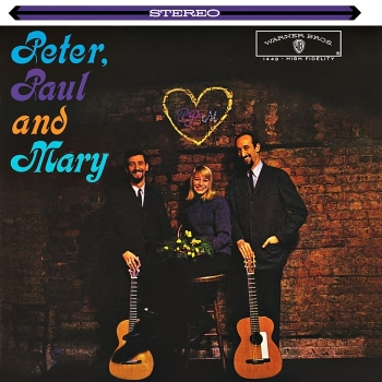 peter, paul & mary - same (2 x 45rpm lp)
