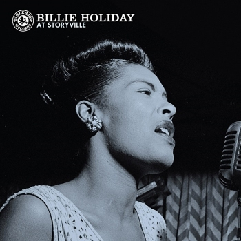 billie holiday – at storyville (33rpm lp)