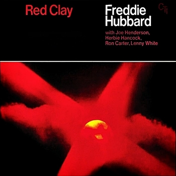 freddie hubbard - red clay (2 x 45rpm lp)