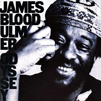 james blood ulmer - odyssey (2 x 45rpm lp)