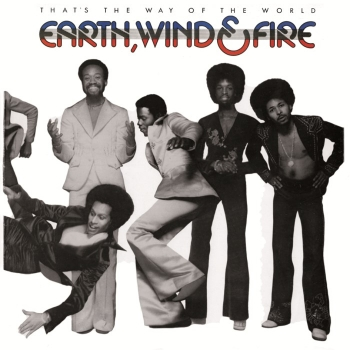 earth, wind & fire - that's the way of the world (33rpm lp)