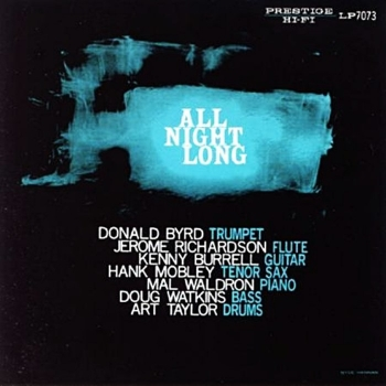 prestige all stars - all night long (hybrid sacd)