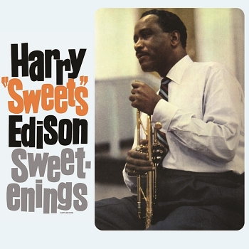 "harry ""sweets"" edison - sweetenings (33rpm lp)"