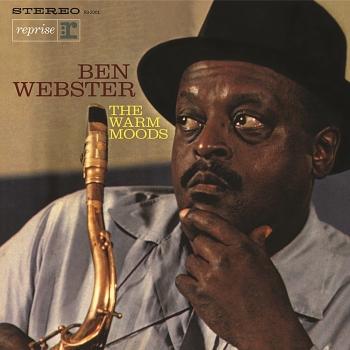ben webster – the warm moods (33rpm lp)