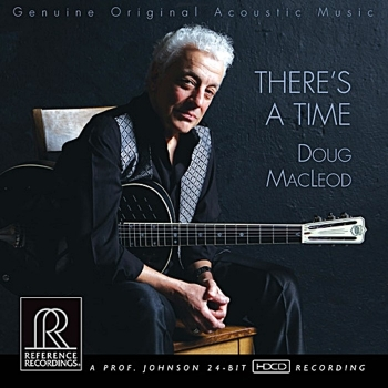 doug macleod - there's a time (hdcd)