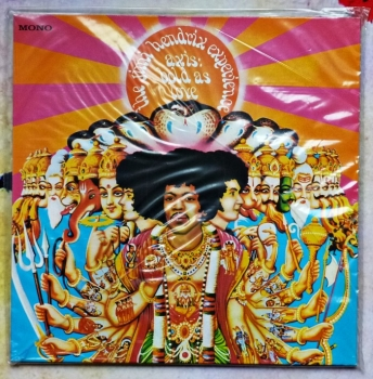 jimi hendrix - axis: bold as love (33rpm lp quiex-sv)