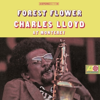 charles lloyd - forest flower (33rpm lp)
