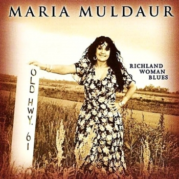 maria muldaur - richmond woman blues (33rpm lp)