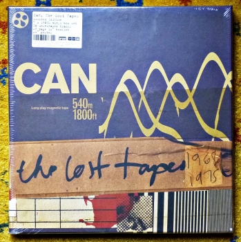 can - the lost tapes  (5 x 33rpm lp box)