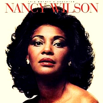 nancy wilson - this mother's daughter (33rpm lp)