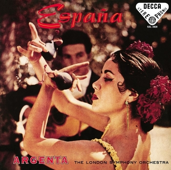 espana (33rpm lp)